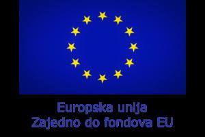 Europska unija - zajedno do fondova EU logotip
