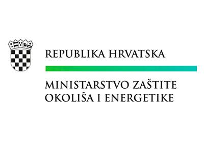 Ministarstvo zaštite okoliša i energetike logotip