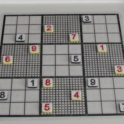 Fotografija - Sudoku set - Tiflotehna d.o.o.