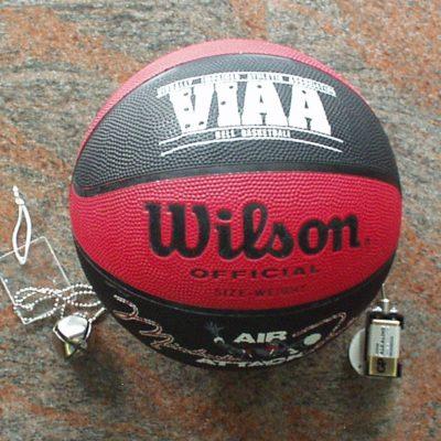 Fotografija - Zvučna košarkaška lopta - Tiflotehna d.o.o.