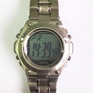 Fotografija - Govorni ručni sat s više funkcija