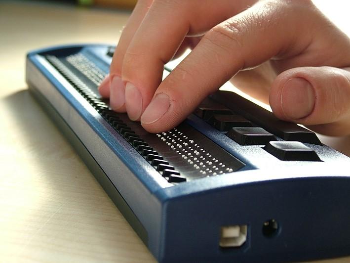 Fotografija - Handy Tech Easy Braille (40 slovnih mjesta) - Tiflotehna d.o.o.
