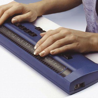 Fotografija - Handy Tech Braille Wave (40 slovnih mjesta) - Tiflotehna d.o.o.