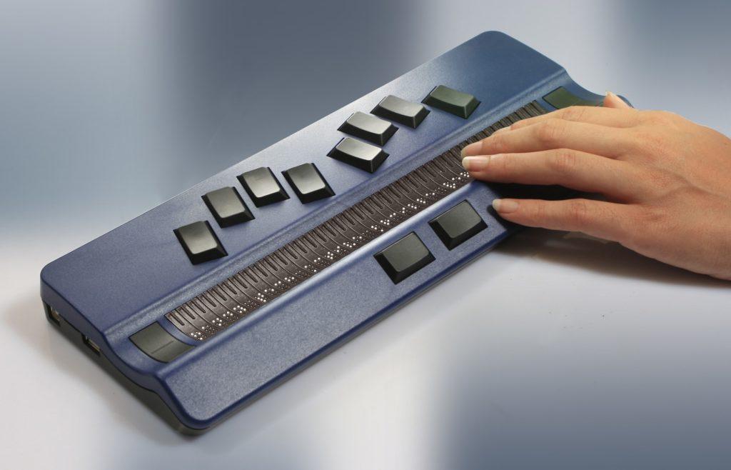 Fotografija - Handy Tech Active Braille (40 slovnih mjesta) - Tiflotehna d.o.o.